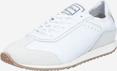 MJUS Niske tenisice 'GYN' u bijela, Pregled proizvoda