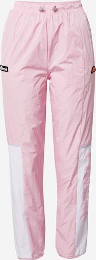 Pantaloni 'Conoscer' ELLESSE pe roz deschis / alb, Vizualizare produs
