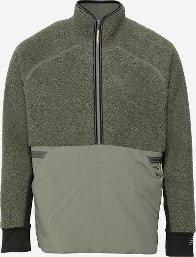 new balance Athletic Jacket 'Speed' in Khaki / Black, Item view