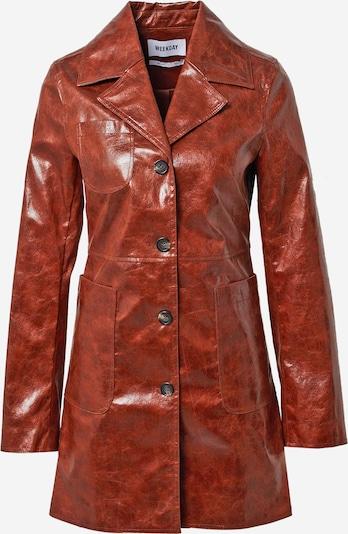 WEEKDAY Between-Season Jacket 'Hanna' in Brown, Item view