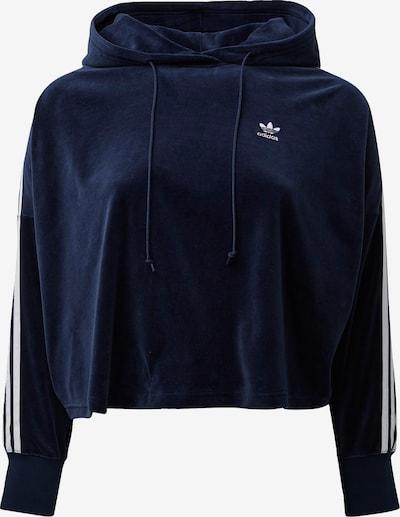 ADIDAS ORIGINALS Hoodie in blau, Produktansicht