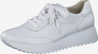 Sneaker low Paul Green pe alb, Vizualizare produs
