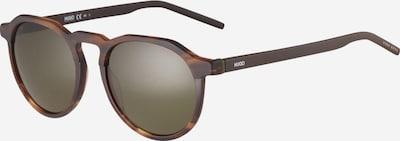 HUGO Slnečné okuliare '1087/S' - svetlohnedá / tmavohnedá, Produkt