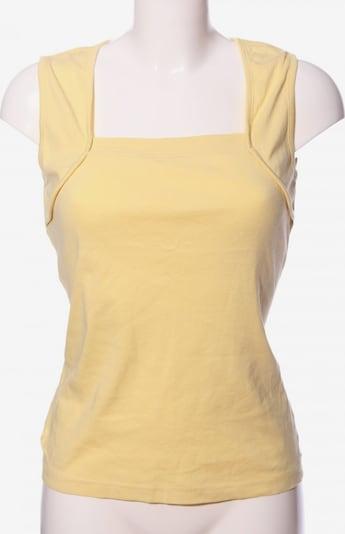 BC Fashion Basic Top in L in pastellgelb, Produktansicht