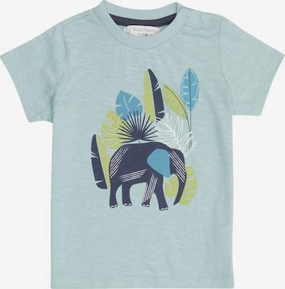 Sense Organics T-Shirt 'IBON' en menthe / mélange de couleurs, Vue avec produit