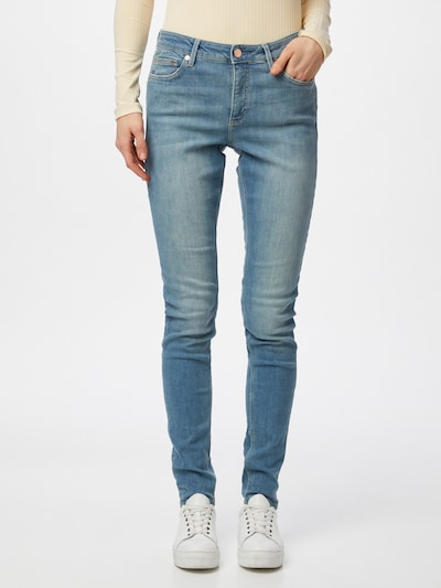 Q/S designed by Jeans in hellblau, Modelansicht