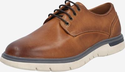 ABOUT YOU Šnurovacie topánky 'Bent' - hnedá, Produkt