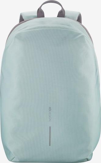 XD Design Rucksack in pastellblau, Produktansicht