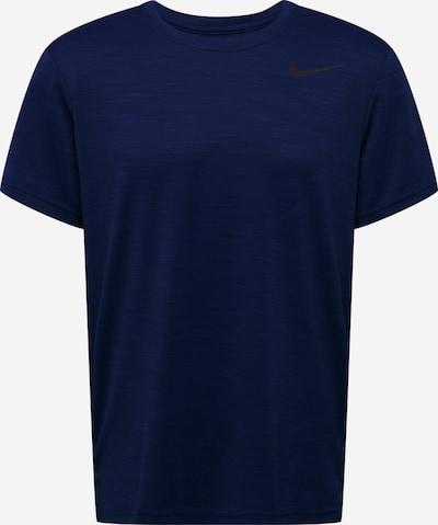 NIKE Sportshirt 'SUPERSET' in dunkelblau, Produktansicht