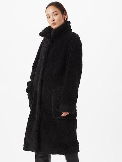 BOSS Mantel 'Cetedy' in schwarz, Modelansicht