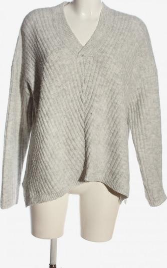 TWINTIP V-Ausschnitt-Pullover in M in hellgrau, Produktansicht
