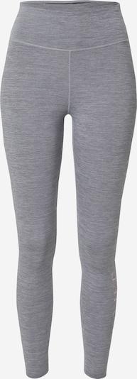 NIKE Sportske hlače u siva melange, Pregled proizvoda