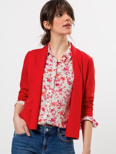 zero Jersey in rot, Modelansicht