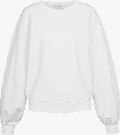 Cotton Candy Sweatshirt 'SOPHIE' in weiß, Produktansicht