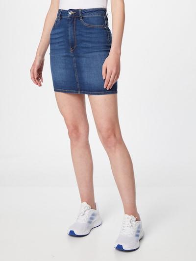 Gina Tricot Spódnica 'Molly' w kolorze niebieskim: Widok z przodu