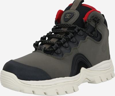 DC Shoes Chaussure basse 'Navigator' en olive / noir, Vue avec produit