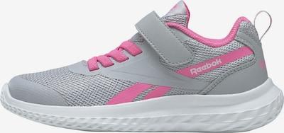 REEBOK Sportschuh in grau / pink / weiß, Produktansicht