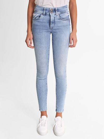 Salsa Jeans 'Secret' in hellblau, Modelansicht