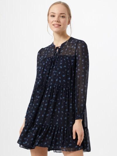 Whistles Kleid in blau / dunkelblau, Modelansicht