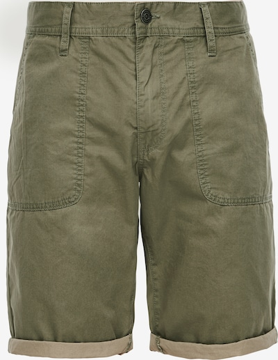 Q/S designed by Chino trousers in khaki, Item view
