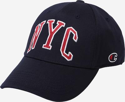 Șapcă 'Rochester' Champion Authentic Athletic Apparel pe albastru noapte / roșu / alb, Vizualizare produs