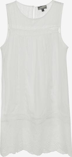 DreiMaster Vintage Zomerjurk in de kleur Wit, Productweergave
