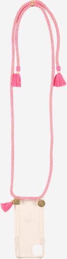 Išmaniojo telefono dėklas iš ETUUI , spalva - smėlio / rožinė, Prekių apžvalga