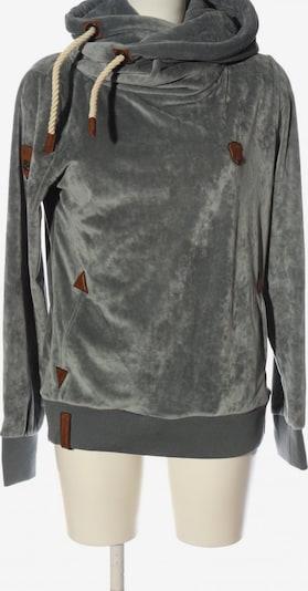 naketano Kapuzensweatshirt in L in hellgrau, Produktansicht