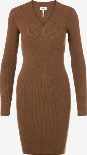 OBJECT Kleid 'Fae' in de kleur Bruin, Productweergave