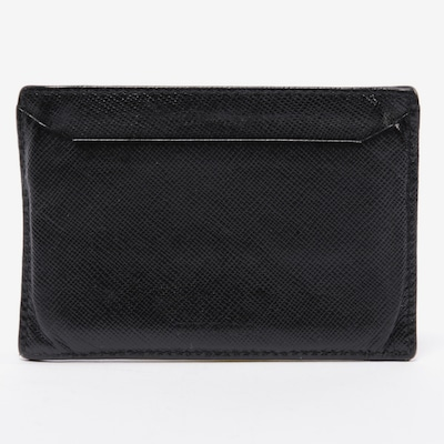 PRADA Small Leather Goods in One size in Black, Item view