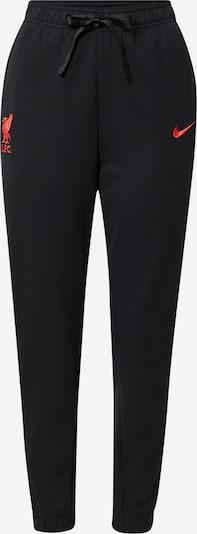 NIKE Športne hlače 'Liverpool FC'   črna barva, Prikaz izdelka