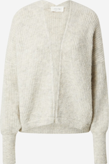 AMERICAN VINTAGE Knit Cardigan 'EAST' in Off white, Item view