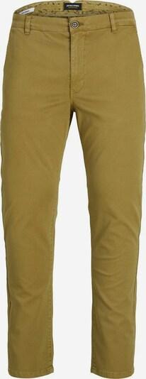 JACK & JONES Pantalon chino en noisette, Vue avec produit