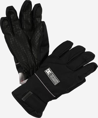 DC Shoes Sporthandschuhe 'FRANCHISE' in schwarz, Produktansicht
