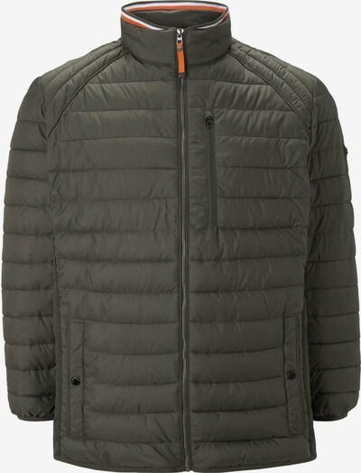 TOM TAILOR Men Plus Jacke in dunkelgrün, Produktansicht