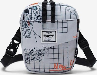 Geantă de umăr 'Cruz' Herschel pe gri / portocaliu / negru, Vizualizare produs