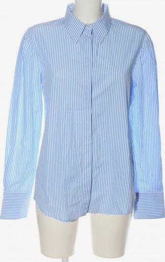 Iris & Ink Langarmhemd in L in blau / weiß, Produktansicht