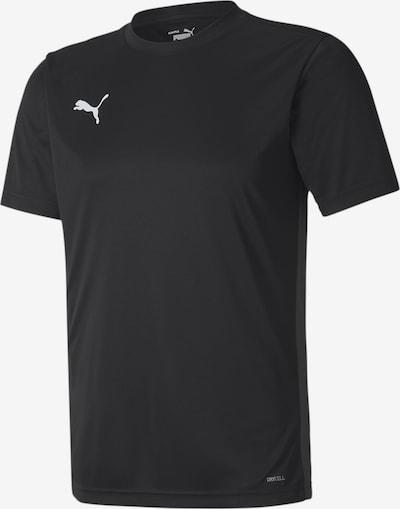 PUMA Tricot in de kleur Zwart / Wit, Productweergave