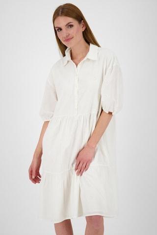 Alife and Kickin Summer Dress in White