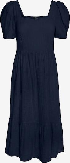 VERO MODA Kleid in dunkelblau, Produktansicht