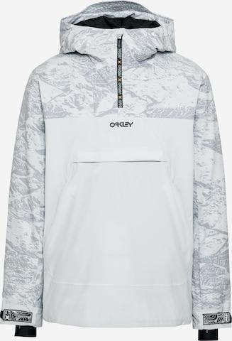 OAKLEY Яке Outdoor в сиво