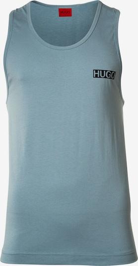HUGO Shirt in de kleur Lichtblauw, Productweergave