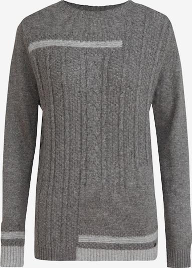 Finn Flare Pullover in graumeliert, Produktansicht