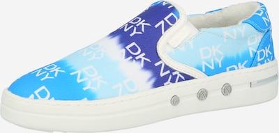 DKNY Slip on -tennarit värissä sininen / turkoosi / tummansininen / valkoinen, Tuotenäkymä
