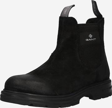 GANT Chelsea boots 'Gretty' i svart