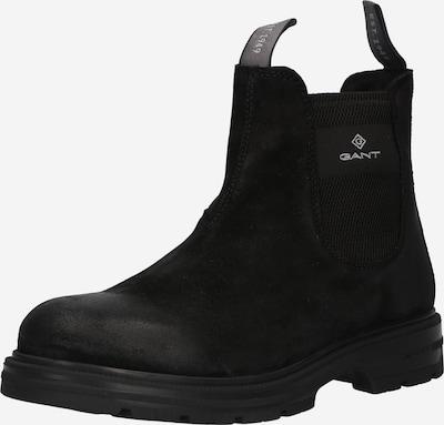 GANT Chelsea Boots 'Gretty' in schwarz / weiß, Produktansicht