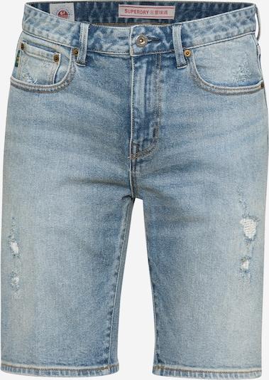 Superdry Shorts in hellblau, Produktansicht