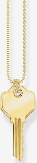 Thomas Sabo Kette in gold, Produktansicht
