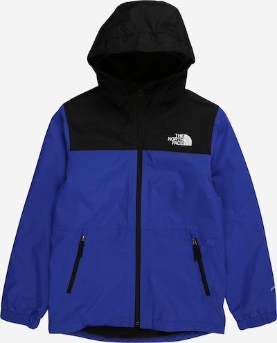 THE NORTH FACE Regenjacke 'STORM' in royalblau / schwarz, Produktansicht