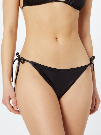 Calvin Klein Swimwear Bikinihose in schwarz, Modelansicht